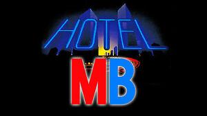 Multi-Anuncio del juego de mesa HOTEL de MB Milton Bradley ©1986
