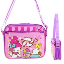 Sanrio My Melody Kids Shoulder Cross-body Messenger Pouch Bag Girl Purse Handbag