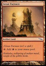 4 *  Grand fourneau- 4 * Great furnace - Magic Mtg -