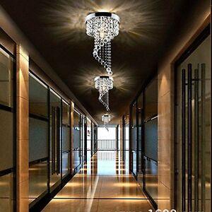 lighting modern chandelier crystal ball fixture pendant ceiling lamp