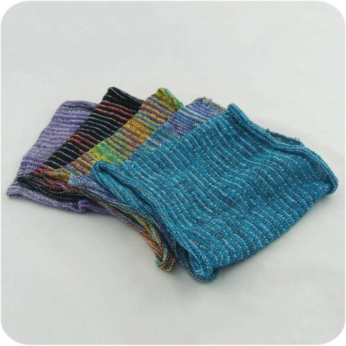 Écharpe tube écharpe en tricot écharpe foulard redoutable wrap multi écharpe Magic Hair third