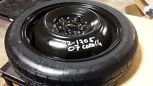Image Is Loading 2003 2017 Toyota Corolla Spare Tire Wheel Donut