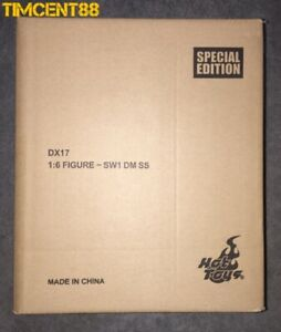 Hot-Toys-DX17-Star-Wars-Phantom-Menace-Darth-Maul-Sith-Speeder-Special-New-Open