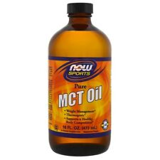 MCT Oil 16 Fl. Oz by Now Foods