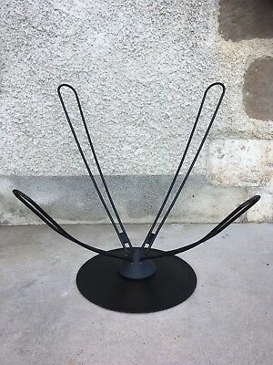 Net Structure Fauteuil Pivotant Udden Design Tendu Butterfly Lounge Chair Ikea 1992