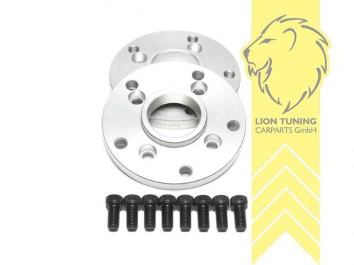 Lochkreisadapter Set von 4x100 auf 5x130 15mm pro Rad 30mm pro Achse