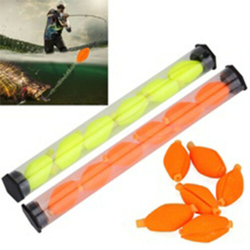 Fly Fishing Bobbers Float Oval  Fishing Floats Beads Indicator Fish Beans