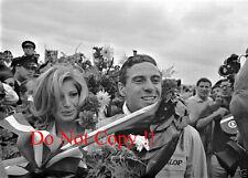 Jim Clark Lotus 33 Winner Dutch Grand Prix 1965 Photograph 7