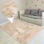 Teppich-Hochflor-100x160-Shaggy-Flokati-Langflor-Fussmatte-Laeufer-Weich-6-Farben Indexbild 10