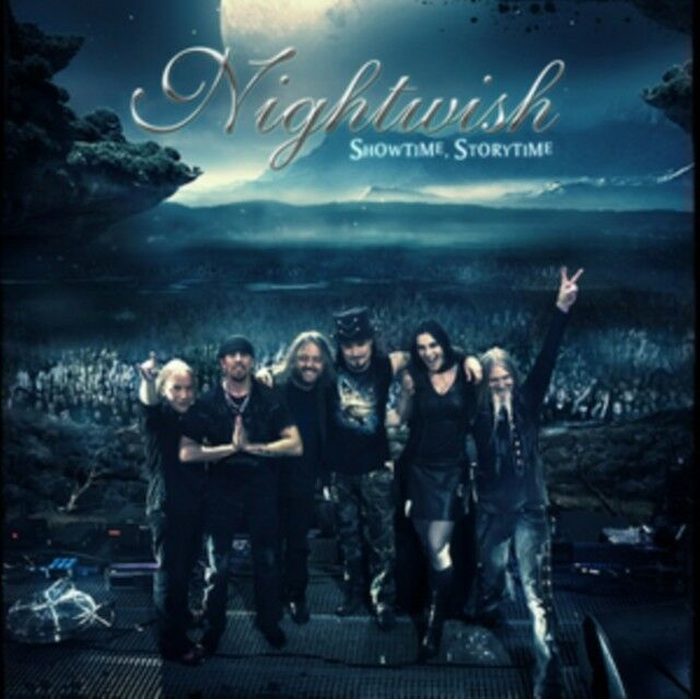 Nightwish - Showtime, Storytime Nachauflage Nuevo CD
