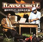 Supply & Demand [Clean] [Edited] by Playaz Circle (CD, Oct-2007, Def Jam (USA))