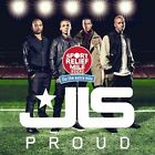 Proud [Official Sport Relief 2012 Single] [Single] by JLS (Jack the Lad Swing) (CD, Mar-2012, RCA)