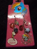 My Little Pony Rainbow Dash Dangle Earrings Fashion Jewelry Hasbro