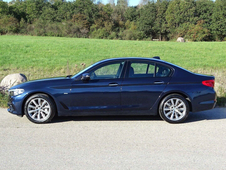 BMW 530i 2,0 aut. - billede 6