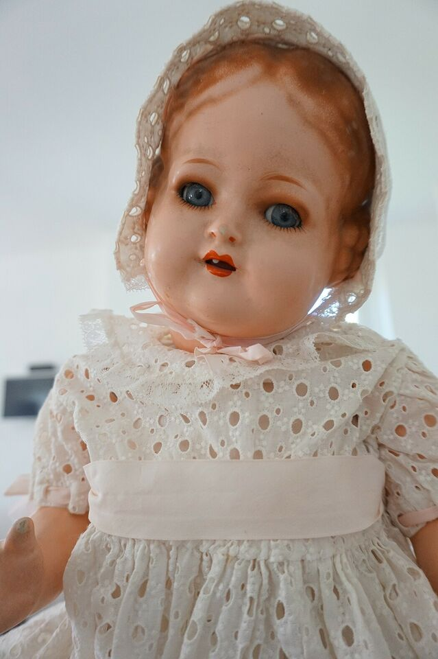 Andet, Antik dukke