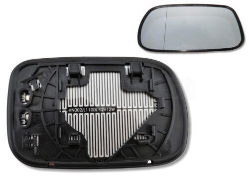 03-05 Honda Civic EP3 Left Side Heated Door Mirror Glass 76203-SEA-E22