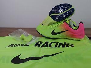 8542dc90d06 Nike Zoom D Distance OC Rio Track Volt Pink 882022-999 Men Women Sz ...