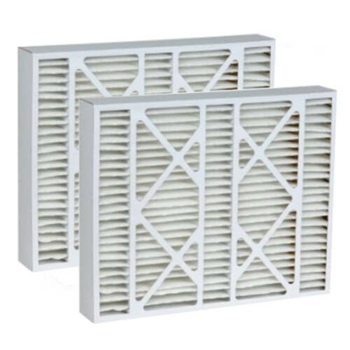 Totaline 20x25x5 Merv 11 Replacement AC Furnace Air Filter 2 Pack