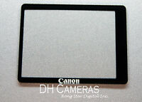 Canon A1200 Lcd Window Outer Glass Screen Display +tape Adhesive
