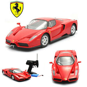image is loading official rc ferrari 1 14 toy car kids