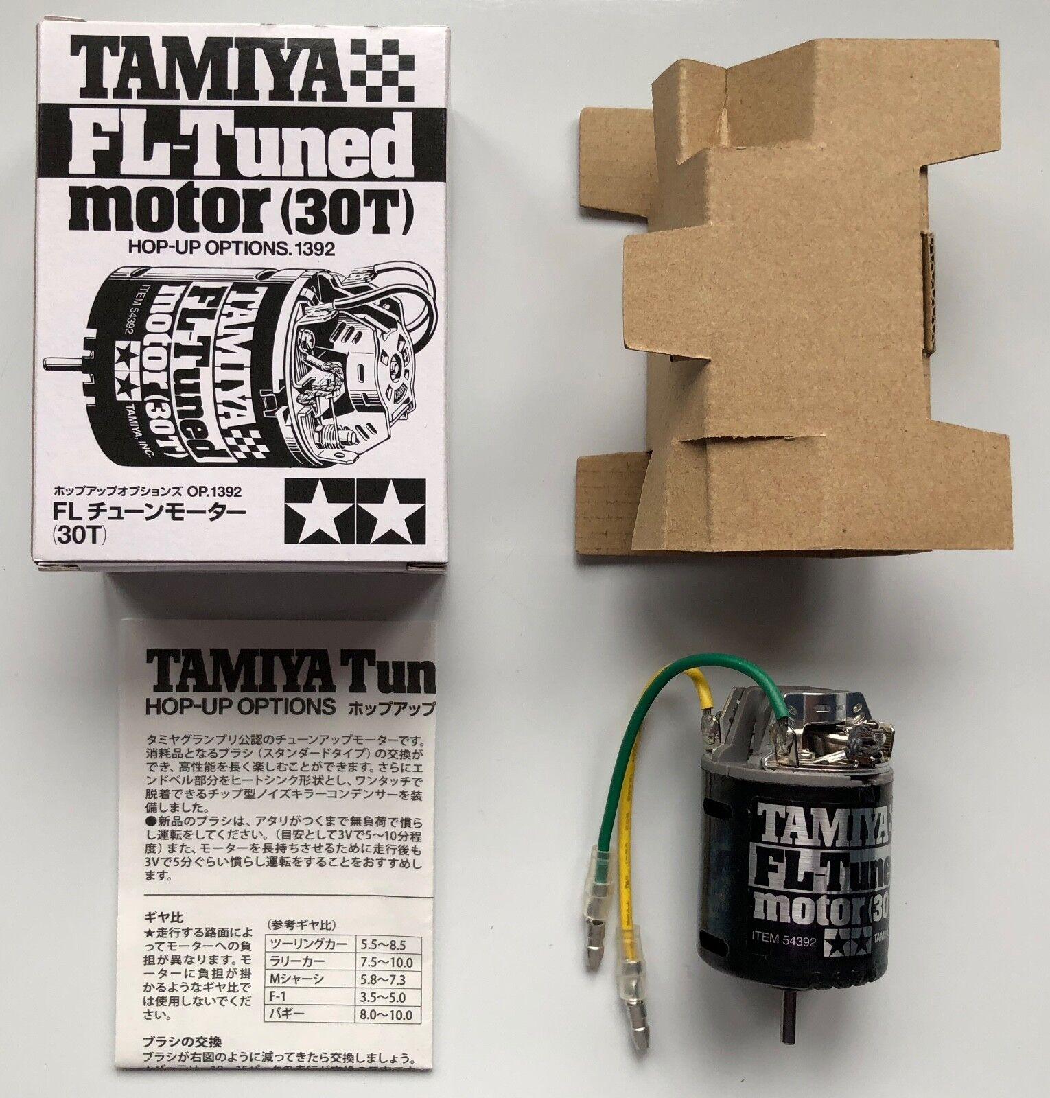 Tamiya 54392 fl - motor (nuevo en paquete 30t)