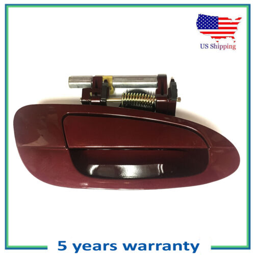 For 02-06 NISSAN ALTIMA New Outside Rear Right A15 Sparkle Red Door Handle B3784