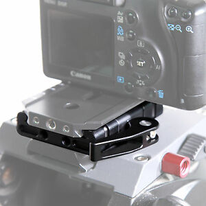 Camera-Dovetail-Mount-Adapter-for-DJI-Ronin-M-MX-Quick-Release-Baseplate