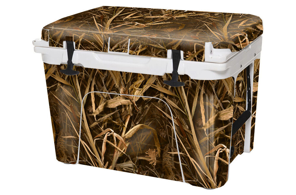 USATuff Custom Cooler Decal Decal Cooler Wrap fits YETI Tundra 125qt FULL Wing Camo 0ba133