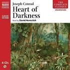 Heart of Darkness by Joseph Conrad (CD-Audio, 2010)