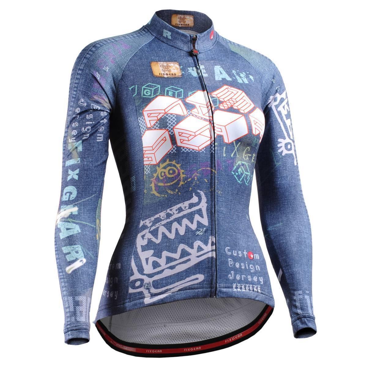 Fixgear CS - w1501 bicicletas, suéteres, bicicletas, ropa de Cocheretera, bicicletas, MTB