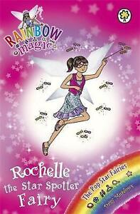 Rochelle-the-Star-Spotter-Fairy-Rainbow-Magic-by-Daisy-Meadows-Good-Used-Book
