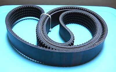 """5-Banded V-Belt Factory New! 5//B84 3//8/"""" Top Width by 87/"""" Length"""