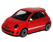 Fiat 500 Nuova Abarth Rot Coupe 2007-2015 1//24 Bburago Modell Auto mit oder oh..