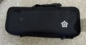 Rosetti Deluxe lightweight Bb trumpet case, black, new