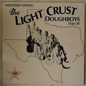 Western-Swing-The-Light-Crust-Doughboys-Texas-Rose-TXR-2704-LP-NM-1935-39