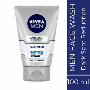 Nivea-Men-Dark-Spot-Reduction-Face-Wash-100ml-Clean-Clear-Skin-with-Vitamin-C