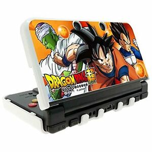 Dragon-Ball-super-new-NINTENDO-3DS-dedicated-custom-hard-cover-white-Japan-new