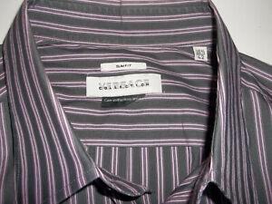 "Versace Collection /""City/"" Dress Shirt Sz 14 1//2 15 15 1//2 15 3//4 16 16 1//2 17"