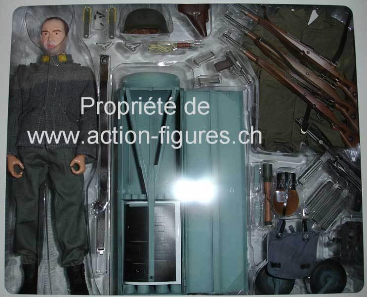 drake modellllerler 1  6 70415 Bruno Alder Tysk fallskärmsjägare FJ