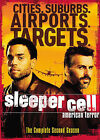 Sleeper Cell: American Terror - The Complete Second Season (DVD, 2007, 3-Disc Set)