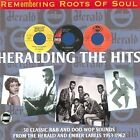 Remembering Roots of Soul, Vol. 1: Heralding The Hits by Various Artists (CD, Dec-2002, 2 Discs, RPM)