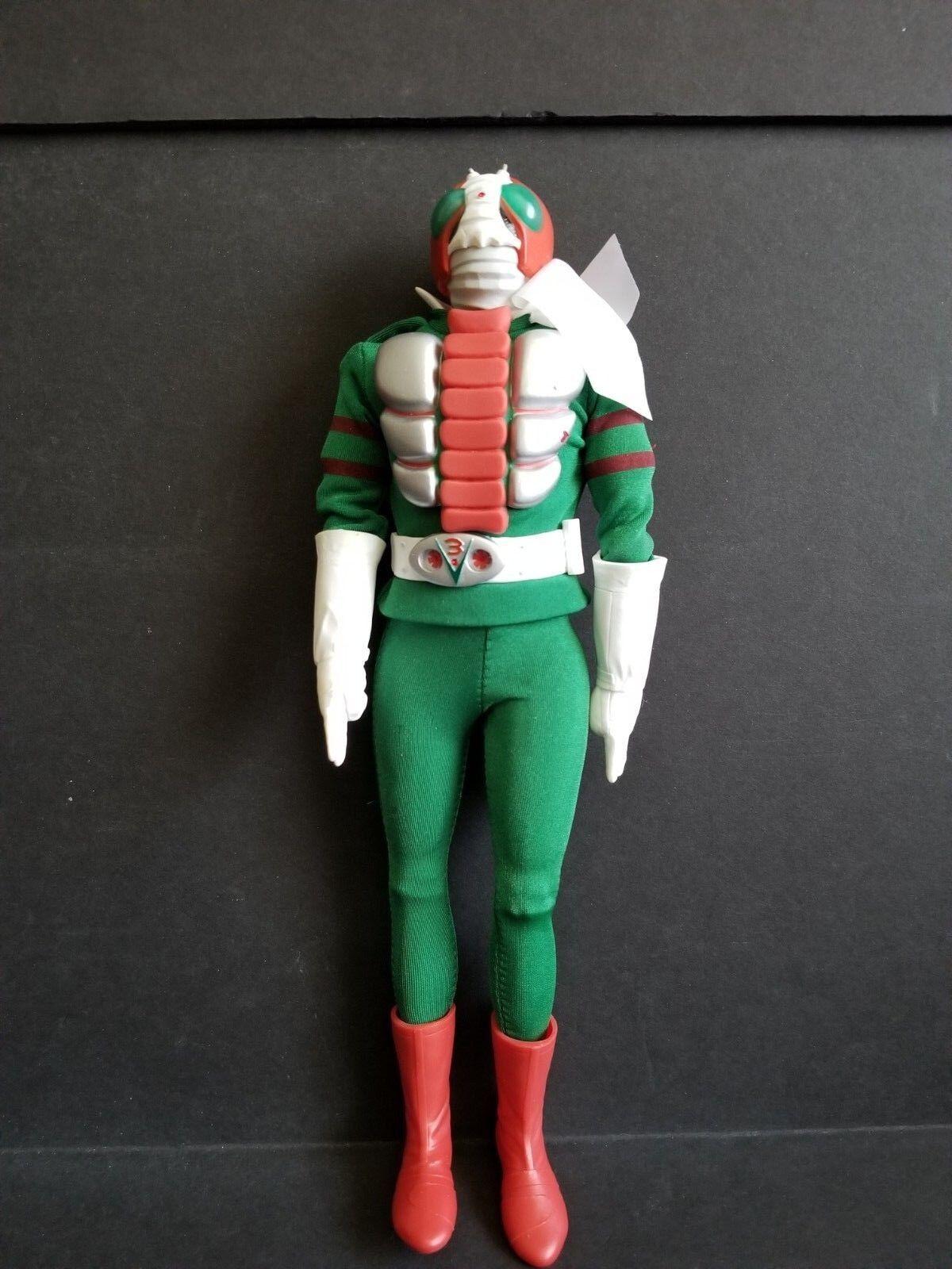 Medicom Toy  Masked Kamen Rider V3 Action Figure 12  (1990's)