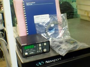 Oriel-Newport-77057-TE-Thermo-Electric-Cooler-Controller-TEC-New-Old-Stock-Diode