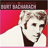 Burt Bacharach - The Essential Love Songs of (2013)  CD NEW/SEALED  SPEEDYPOST