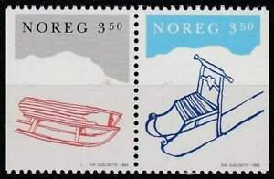 Noorwegen-postfris-1994-MNH-1170-1171-Kerstmis-Christmas