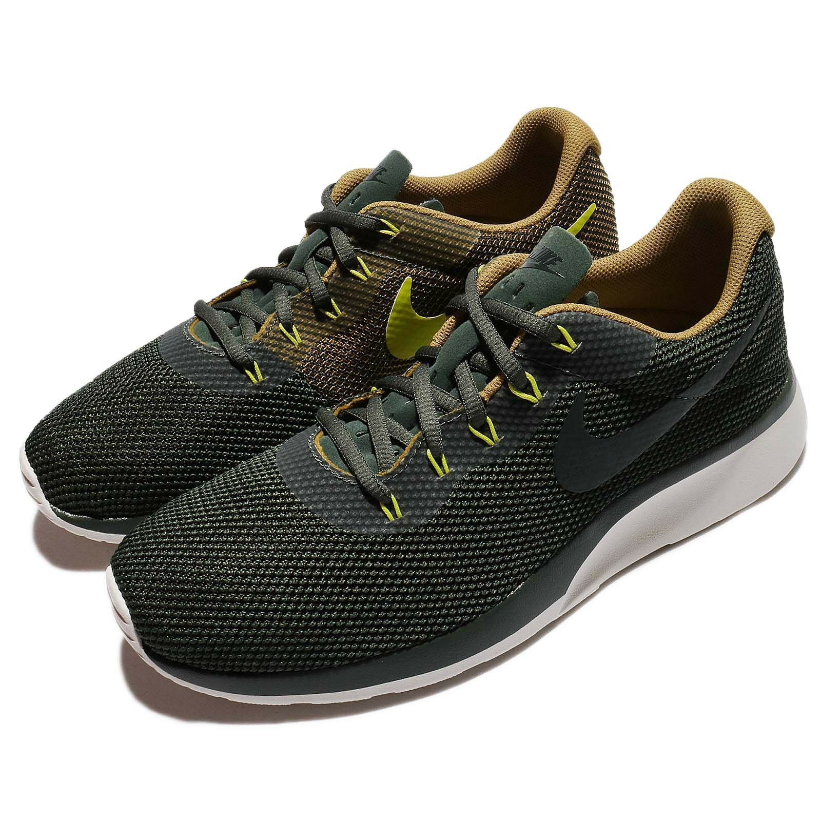 Nike Tanjun Racer Vintage Outdoor Green Men Running Shoes Sneakers 921669-300