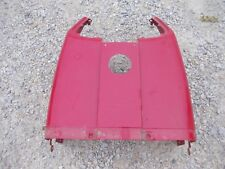 International 444 Utility Tractor Original Ih Front Hood Cover Panel Over Tank