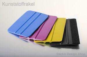 Verkleberakel-Kunststoffrakel-Rakel-Folienrakel-Wandtattoo-Autoaufkleber-Sticker