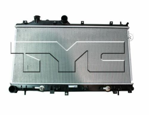 TYC 13095 Radiator Assy for Subaru Forester 2.5T 2009-2013 Models