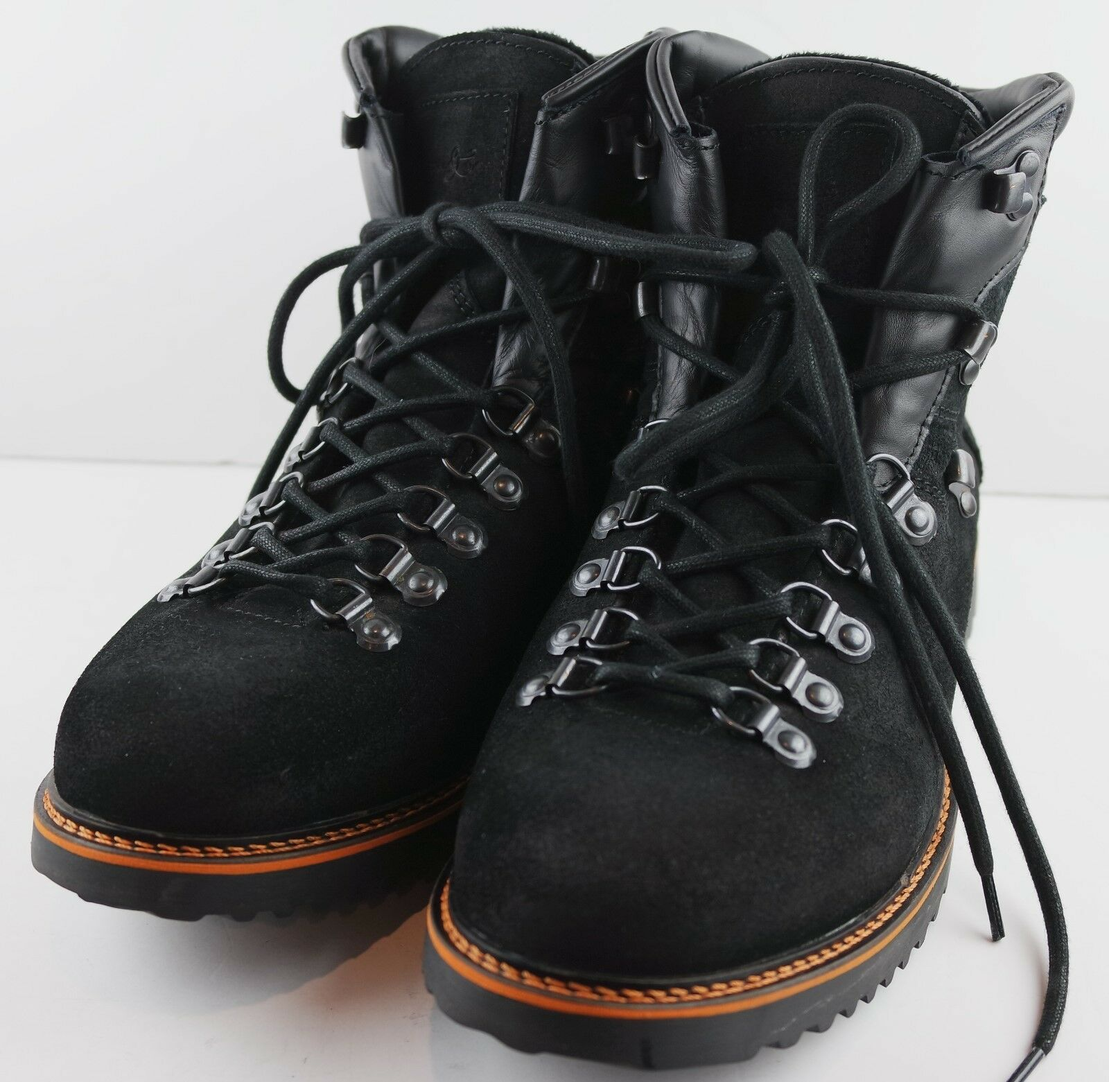 Timmons Impermeable botas De Gamuza Negra para hombre MSRP  talla nos 10